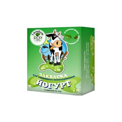 Купить закваску для йогурта Lactoferm ECO по низкой цене