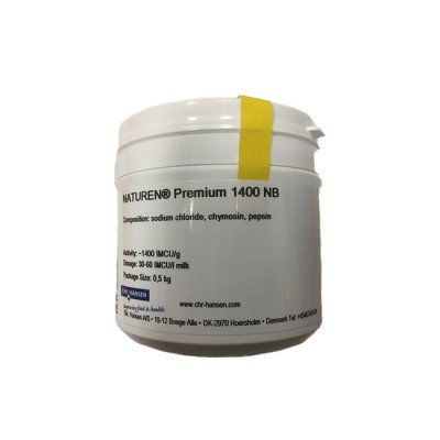Сычужный фермент Naturen Premium 1400 NB купить по низкой цене