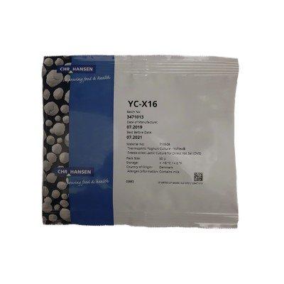 Закваска для йогурта YC-X16 50U купить по низкой цене