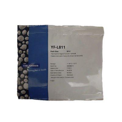 Закваска для йогурта YF-L811 50U купить по низкой цене