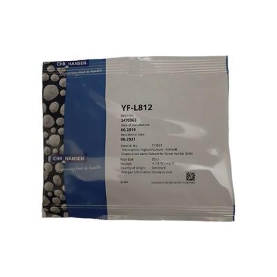 Закваска для йогурта YF-L812 50U купить по низкой цене